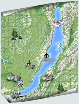 Экология и озеро Байкал