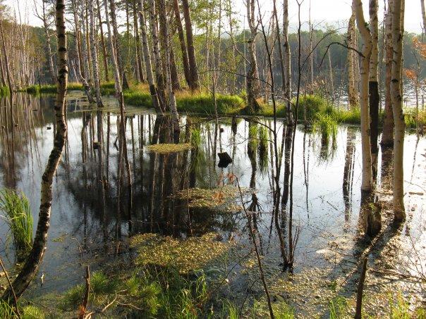 Остров Веры на озере Тургояк